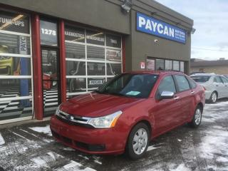 Used 2009 Ford Focus SE for sale in Kitchener, ON