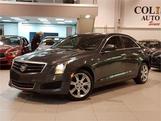 Used 2014 Cadillac ATS 2.0L TURBO-AWD-BACK UP CAMERA-ONLY 67KM for sale in York, ON