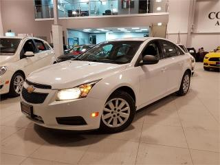 Used 2011 Chevrolet Cruze LS **6 SPEED MANUAL** for sale in York, ON