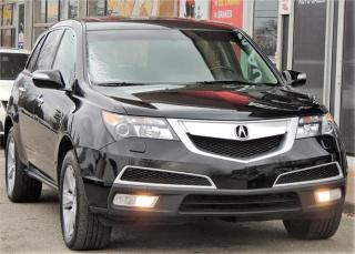 Used 2011 Acura MDX Tech pkg for sale in Etobicoke, ON