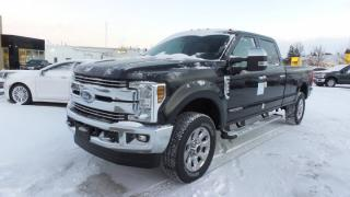 New 2018 Ford F-250 Super Duty SRW Lariat for sale in Stratford, ON