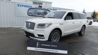 New 2018 Lincoln Navigator L Reserve for sale in Stratford, ON