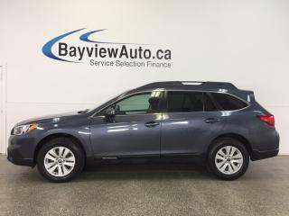Used 2015 Subaru Outback - AWD|SUNROOF|HTD STS|BSA|REV CAM! for sale in Belleville, ON