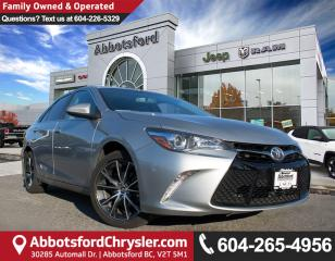 Used 2016 Toyota Camry XSE *ACCIDENT FREE* *LOCALLY DRIVEN* for sale in Abbotsford, BC