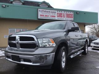 Used 2013 Dodge Ram 1500 SLT for sale in Bolton, ON
