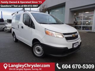Used 2015 Chevrolet City Express 1LS *ACCIDENT FREE * DEALER SERVICED & INSPECTED * for sale in Surrey, BC