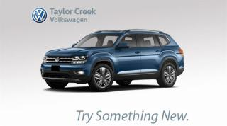 New 2018 Volkswagen ATLAS Trendline 3.6L 8sp at w/Tip 4MOTION for sale in Orleans, ON