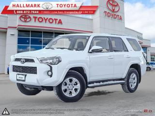 Used 2015 Toyota 4Runner SR5 V6 5A WELL MAINTAINED, ONE OWNER CLEAN 4RUNNER for sale in Mono, ON