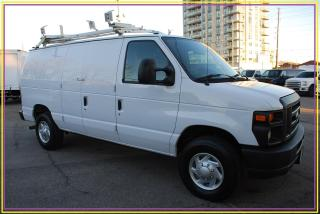 Used 2012 Ford E350 1 Ton Econoline Cargo Van Fully Loaded for sale in Woodbridge, ON