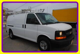 Used 2012 Chevrolet Express 2500 3/4 ton Cargo Van Loaded for sale in Woodbridge, ON