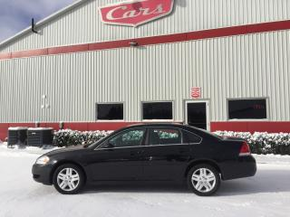 Used 2011 Chevrolet Impala LT for sale in Tillsonburg, ON