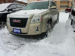 Used 2010 GMC Terrain AWD for sale in Orillia, ON