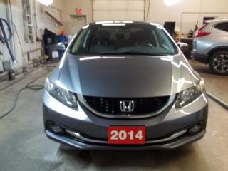 Used 2014 Honda Civic Touring for sale in Woodstock, ON