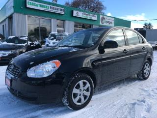 Used 2011 Hyundai Accent GL l Auto l AC l CD/Aux for sale in Waterloo, ON