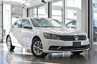 Used 2017 Volkswagen Passat 1.8 TSI Trendline for sale in Vaudreuil-dorion, QC