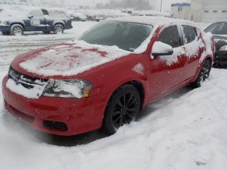 Used 2013 Dodge Avenger for sale in Innisfil, ON