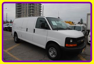 Used 2017 Chevrolet Express 2500 Extended, Fully Loaded for sale in Woodbridge, ON