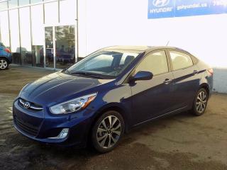 Used 2017 Hyundai Accent SE/SUNROOF/HEATED SEATS/BLUETOOTH for sale in Edmonton, AB