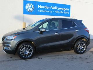 Used 2017 Buick Encore Sport Touring for sale in Edmonton, AB