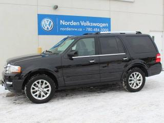 Used 2016 Ford Expedition Limited  for sale in Edmonton, AB