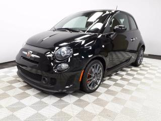 Used 2015 Fiat 500 ABARTH | NAV | Remote Start | LOW KMS! for sale in Edmonton, AB