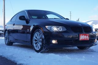 Used 2011 BMW 3 Series 335i xDrive,Navi,Bluetooth for sale in North York, ON