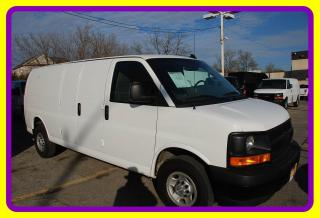 Used 2017 GMC Savana 2500 3/4 Ton Cargo Van Fully Loaded for sale in Woodbridge, ON