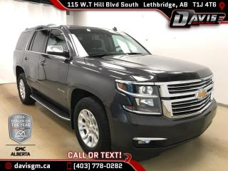 Used 2015 Chevrolet Tahoe for sale in Lethbridge, AB