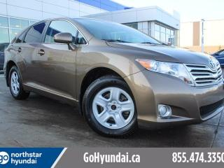 Used 2010 Toyota Venza LE V6/ PANOROOF/AWD/ONEOWNER/NO ACCIDENTS for sale in Edmonton, AB