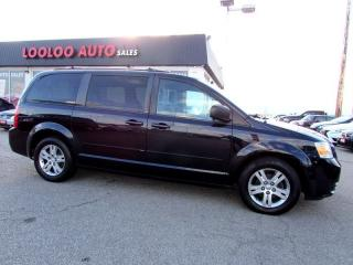 Used 2010 Dodge Grand Caravan SE V6 3.3L Stow & Go Camera DVD 7 PASSENGER for sale in Milton, ON