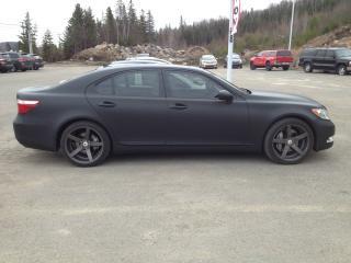 Used 2008 Lexus LS 4dr Sdn SWB LS 460 BLACK SPIRIT for sale in Val-david, QC