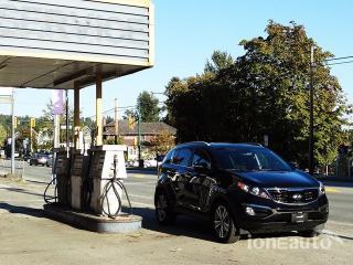 Used 2014 Kia Sportage SX TURBO for sale in Coquitlam, BC