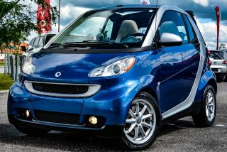 Used 2009 Smart fortwo CABRIOLET, PASSION for sale in Gatineau, QC