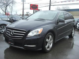 Used 2011 Mercedes-Benz R-Class R 350 BlueTEC AWD Blue Efficiency for sale in London, ON