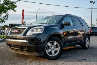 Used 2010 GMC Acadia SLE1, AWD for sale in Gatineau, QC