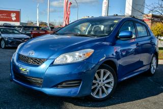 Used 2009 Toyota Matrix XR, A/C, POWER GROUP for sale in Gatineau, QC