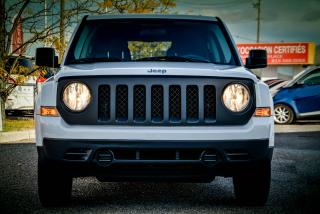 Used 2016 Jeep Patriot SPORT A/C for sale in Gatineau, QC