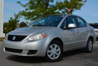 Used 2009 Suzuki SX4 A/C, POWER GROUP for sale in Gatineau, QC
