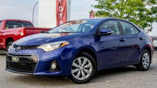 Used 2015 Toyota Corolla S, BACK CAMERA, HEATED SEATS for sale in Gatineau, QC