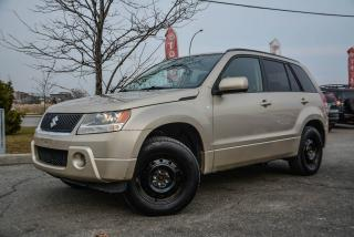 Used 2008 Suzuki Grand Vitara 4X4, JLX, BACK CAMERA, POWER GROUP for sale in Gatineau, QC