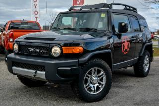 Used 2009 Toyota FJ Cruiser 4X4, A/C, POWER GROUP for sale in Gatineau, QC