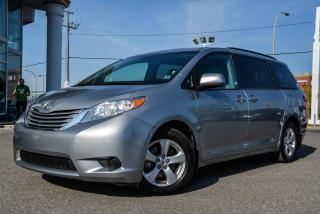 Used 2017 Toyota Sienna LE, 8-Pass, BACK CAMERA, POWER GROUP for sale in Gatineau, QC
