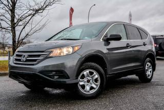 Used 2013 Honda CR-V 4X4, LX, HEATED SEATS for sale in Gatineau, QC