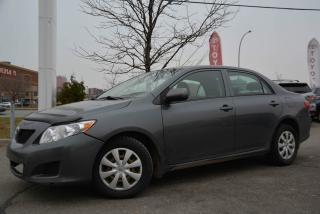 Used 2009 Toyota Corolla CE, A/C, POWER GROUP for sale in Gatineau, QC
