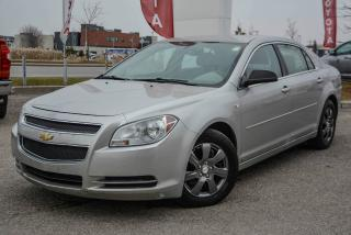 Used 2008 Chevrolet Malibu LS, BACK CAMERA, A/C, POWER GROUP for sale in Gatineau, QC