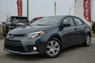Used 2014 Toyota Corolla LE, SUNROOF, BACK CAMERA, MAG for sale in Gatineau, QC