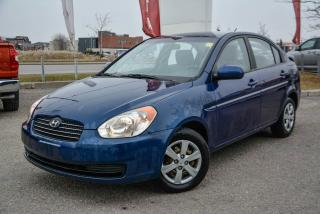 Used 2010 Hyundai Accent L, A/C, POWER GROUP for sale in Gatineau, QC