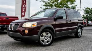 Used 2008 Pontiac Montana 1SB, 7 pass, A/C, POWER GROUP for sale in Gatineau, QC