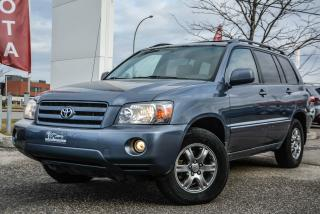 Used 2006 Toyota Highlander V6, 4X4, A/C, POWER GROUP for sale in Gatineau, QC