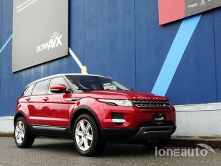 Used 2013 Land Rover Evoque Pure Plus for sale in Coquitlam, BC